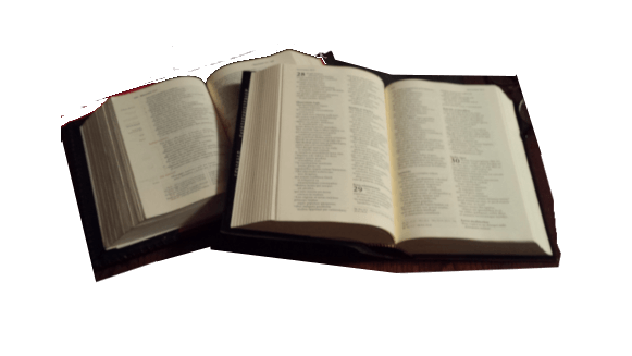 learn Italian by looking at the Bible